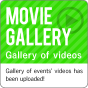 Gallery of videos :Gallery of events' videos has been uploaded!